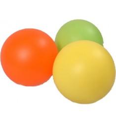 Мяч однотонный, 20 см