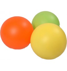 Мяч однотонный, 14 см