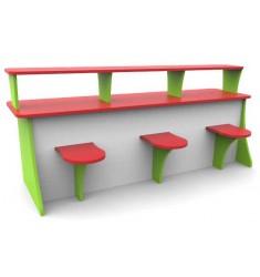 Стол - бар детский игровой