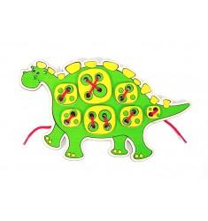 Шнурозаврик-1