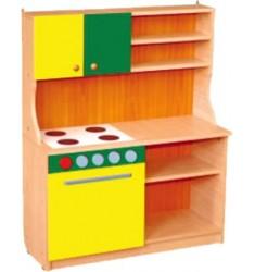 Мебель кухонная игровая Золушка-М
