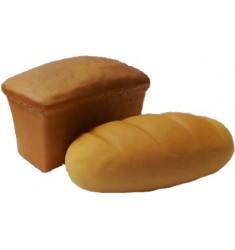Набор хлеба (2 предмета), Игрушка из ПВХ пластизоля