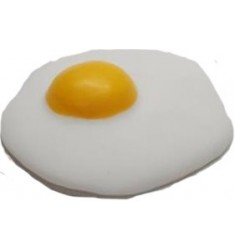 Яичница, Игрушка из ПВХ пластизоля