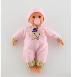 Кукла «Пупс»: озвученная, сосёт соску (38 см)