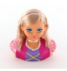 Арт. 13277 Кукла-бюст «Принцесса» (28 см)