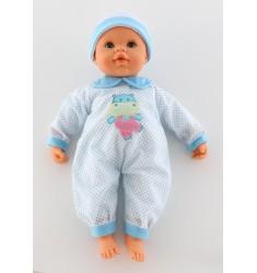 Кукла «Пупс»: озвученная, реагирует на прикосновения (45 см)