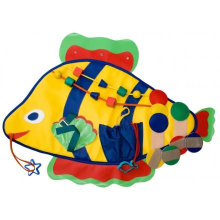 Рыбка (пано дидактическое)
