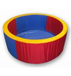 """Сухой бассейн """"Мини"""" (круглый 100 шаров в комплекте), оксфорд"""