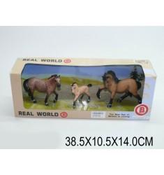 """Набор животных """"Лошади № 1"""""""