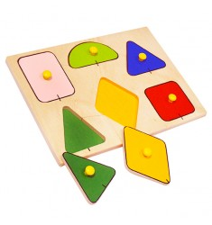 Геометрические фигуры (малые)