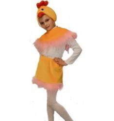 """Детский карнавальный костюм """"Курочка"""""""