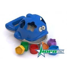 Дидактическая игрушка Дельфин