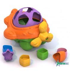 Дидактическая игрушка Самолет