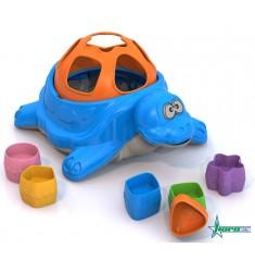 Дидактическая игрушка Черепаха