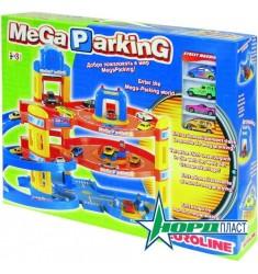 Мега Паркинг с 5 авто