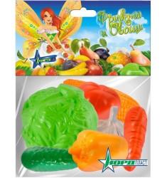 Набор Овощи (7 предметов в пакете)