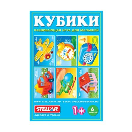 Кубики-картинки №22