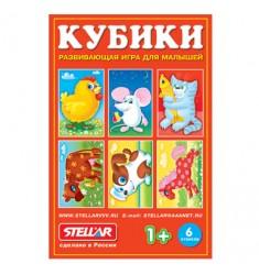 Кубики-картинки №23