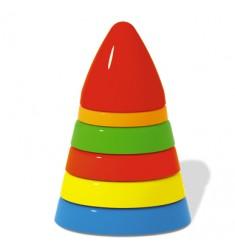 Пирамидка Ракета средняя