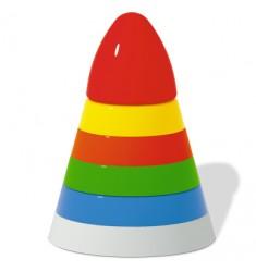 Пирамидка Ракета большая