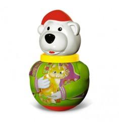 Белый медведь Борис