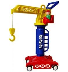 Кран башенный (Детский сад)