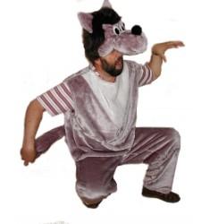 Карнавальный костюм для взрослых Волк