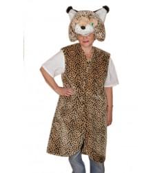 Карнавальный костюм для взрослых Рысь