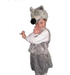 Детский карнавальный костюм Волчок
