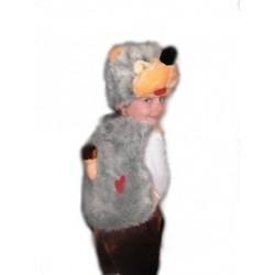 Детский карнавальный костюм Ёжик