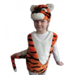 Детский карнавальный костюм Тигренок