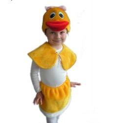 Детский карнавальный костюм Утка