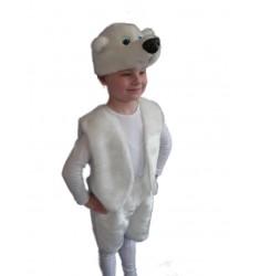Детский карнавальный костюм Медведик