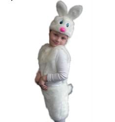 Детский карнавальный костюм Зайка-1