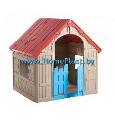 Складной игровой домик ВандерФолд / WonderFold Play House