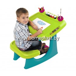 Детская парта для рисования / Sit&Draw