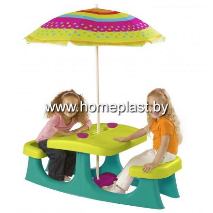 Мебельная группа Патио / Patio Center (без зонта)