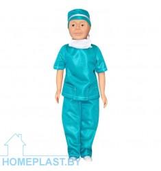Кукла Борис-врач (в упаковке туба)