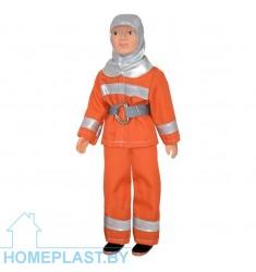 Кукла Дима-спасатель (в упаковке туба)