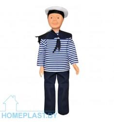 Кукла Борис-моряк (в упаковке туба)