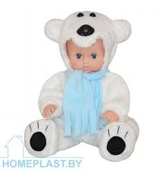 Кукла Денис- медвежонок (в индивидуальной упаковке)