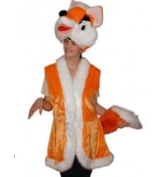 Карнавальный костюм для взрослых Лиса
