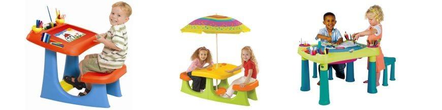 Игровые столы и парты