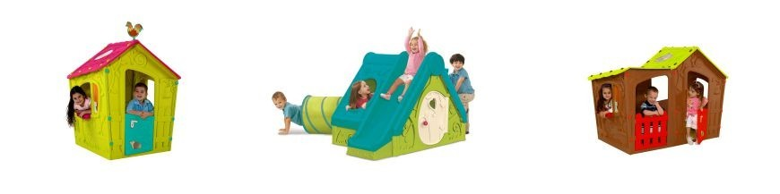 Детские игровые домики и палатки